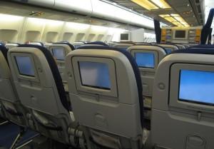 Seating in flight
